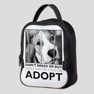 Adopt Puppy Neoprene Lunch Bag