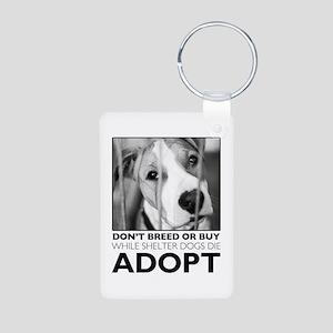 Adopt Puppy Keychains