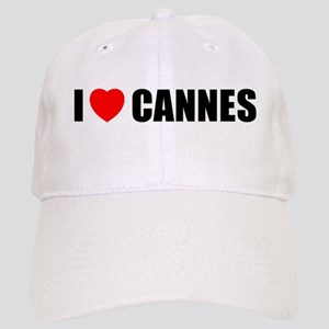 I Love Cannes, France Cap