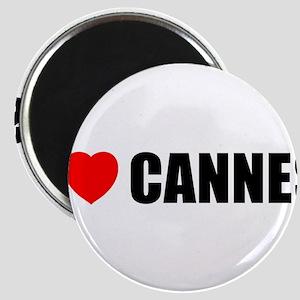 I Love Cannes, France Magnet