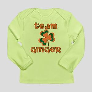 TEAM GINGER Long Sleeve Infant T-Shirt