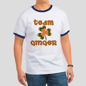 TEAM GINGER Ringer T