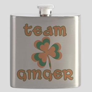 TEAM GINGER Flask