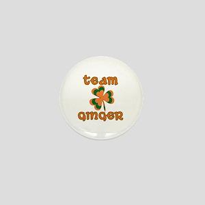 TEAM GINGER Mini Button