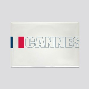 Cannes, France Rectangle Magnet