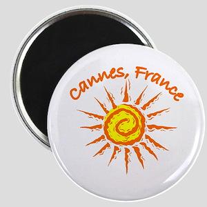 Cannes, France Magnet