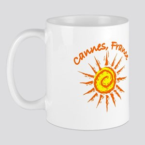 Cannes, France Mug
