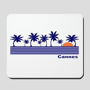 Cannes, France Mousepad