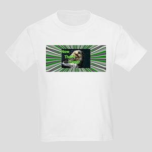 Funny Otter Kids Light T-Shirt