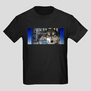 Wolf Kids Dark T-Shirt