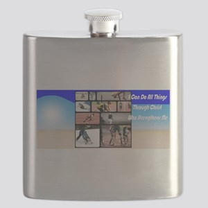 All Things Possible Flask