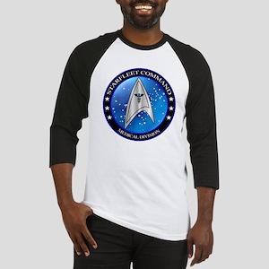 Starfleet Command Medical Division Baseball Jersey