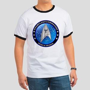 Starfleet Command Medical Division Crest Ringer T