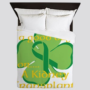 This would be a good day Queen Duvet