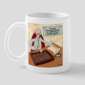 Ye Olde Accountants Mug