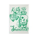 St. Patricks Day Lepre Rectangle Magnet (100 Pack)