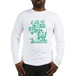 St. Patricks Day Leprechaun Ki Long Sleeve T-Shirt