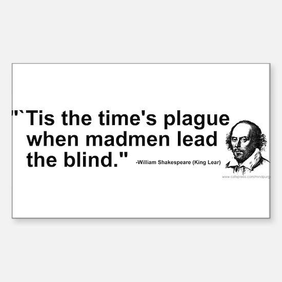 Times_plague Decal