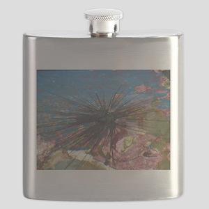 Sea Urchin Flask