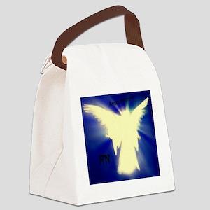 Angel on Duty.... RN Canvas Lunch Bag