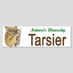 Tarsier Bumper Sticker