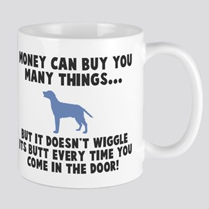 Money can't wiggle its butt Mug