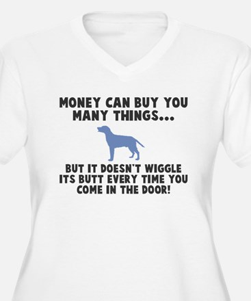 Money can't wiggl T-Shirt