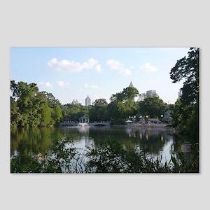 Atlanta Piedmont Park Cit Postcards (Package of 8)