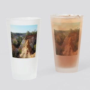 Providence Canyon State Park Georgi Drinking Glass