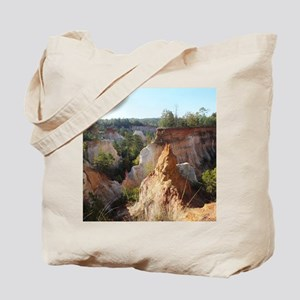 Providence Canyon State Park Georgia Phot Tote Bag