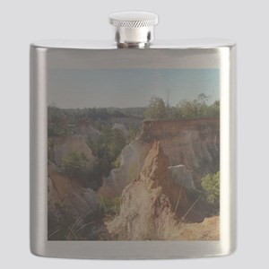 Providence Canyon State Park Georgia Photo Flask
