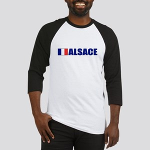 Alsace, France Baseball Jersey