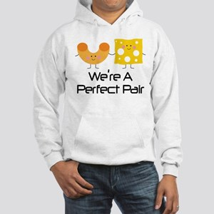 Couples Mac and Cheese Pair Hoodie