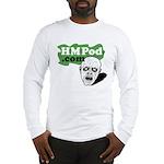 HMPOD_skullsplash Long Sleeve T-Shirt