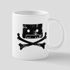 Pirate Compact Cassette Mug