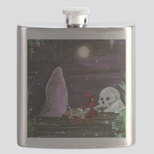 Marooned Flask