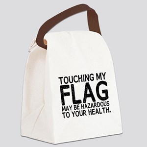 Colorguard Hazard Canvas Lunch Bag