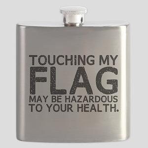 Colorguard Hazard Flask