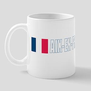 Aix-en-Provence, France Mug