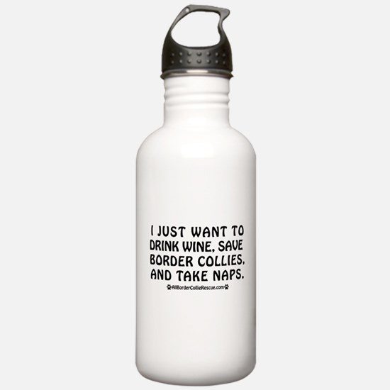 Wine Water Bottle