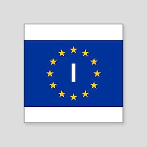 EU Italy Sticker
