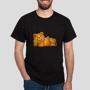 Lazzy Teddy Bear drawing4 Fluffy mode T-Shirt