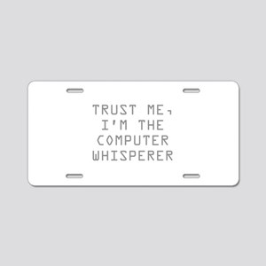 Trust Me, I'm The Computer Whisperer Aluminum Lice