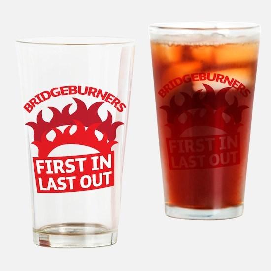Bonehunters army Sigil 2 FIRST IN LAST OUT Drinkin