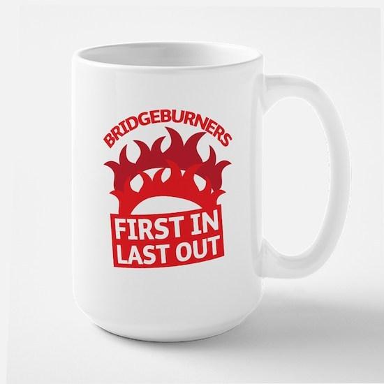 Bonehunters army Sigil 2 FIRST IN LAST OUT Mugs