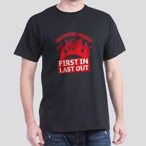 Bonehunters army Sigil 2 FIRST IN LAST OUT T-Shirt