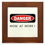 Happy Mother's Day ! Framed Tile