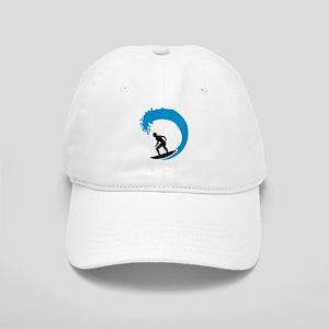 Surfer wave Cap