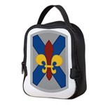 256th Infantry Neoprene Lunch Bag