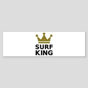 Surf King Sticker (Bumper)